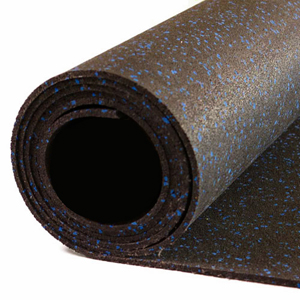 "1/4"" Thick Rubber Roll Matting"