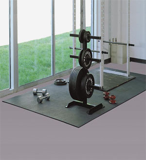 Commercial Gym Flooring - Stand-Alone Mats