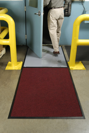 Carpeted Tacky Mats